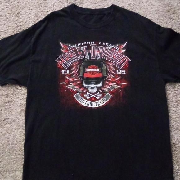 Harley-Davidson Other - Harley Davidson t-shirt size xl